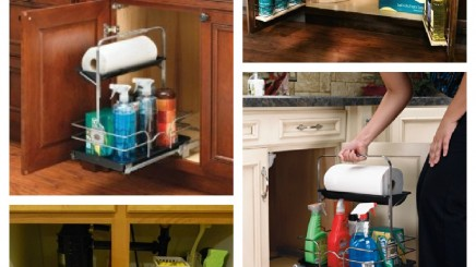 How to Store Cleaning Products