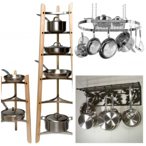 Pots and Pans 6 300x300 Keeping Cookware Organized