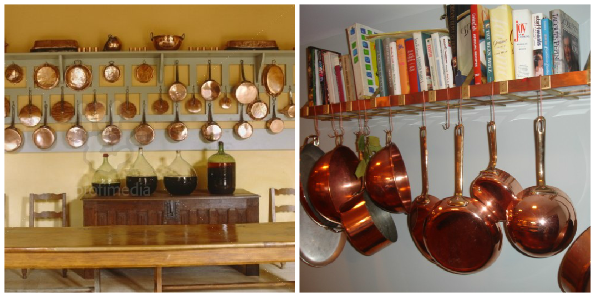 Keeping Cookware Organized