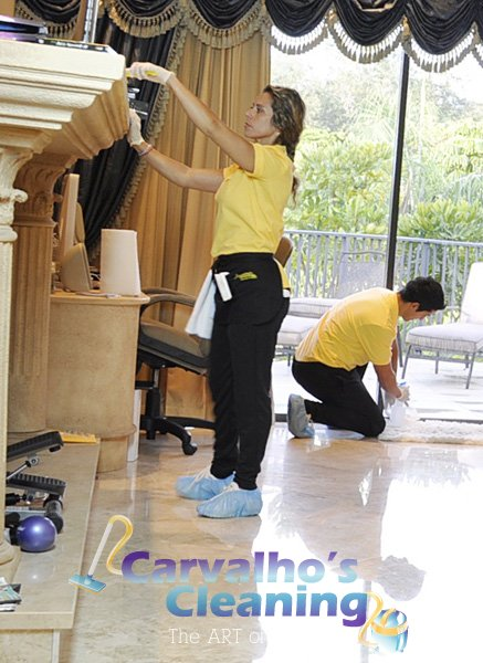 Carvalho's Cleaning Services Every Type of Residential Client
