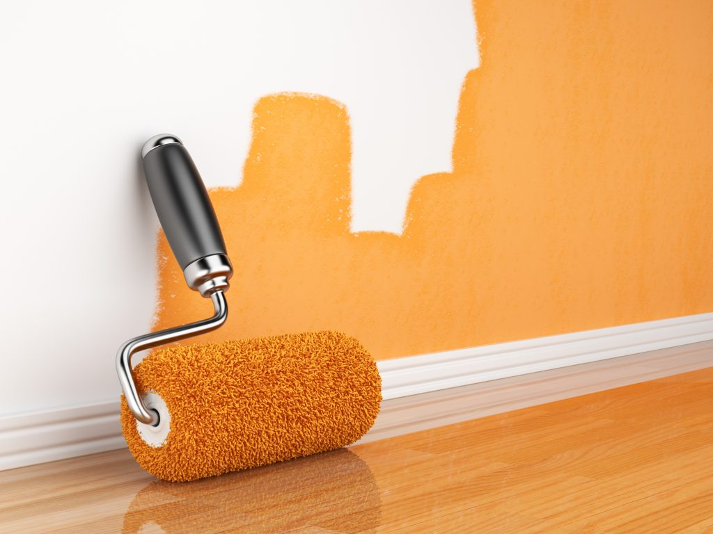 Coordinate Painting Projects with Home Cleaning