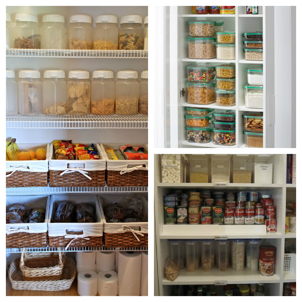 Getting your Pantry in Order