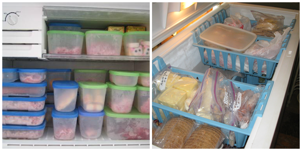 Organizing Frozen Food House Cleaning Fort Lauderdale