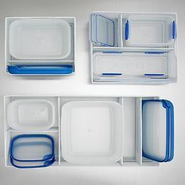 Organizing Frozen Food