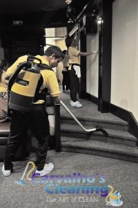 Carvalho's Cleaning Can Help with Post-Storm Cleanup