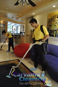Room cleaning - coral springs