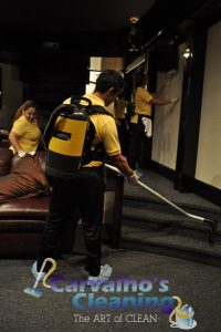 How Can We Clean So Quickly and Thoroughly? It's Simple!